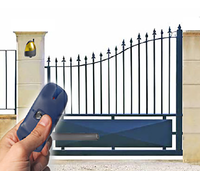 motorisation portail 2 battants ducati automatisme kit solaires. Black Bedroom Furniture Sets. Home Design Ideas