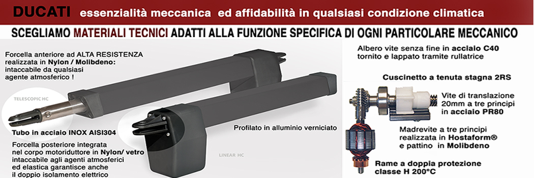Motori Per Cancelli A Due Ante.Automazioni Per Cancello Ad Ante Battenti Ducati Home