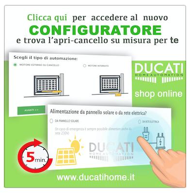 Schema Elettrico Cancello A Due Ante.Manuali Di Installazione Ducati Home Automation Online